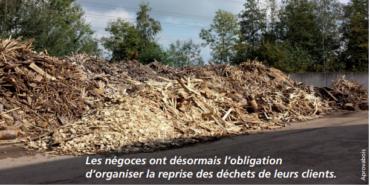 La FNBM confrontée à la reprise  des déchets du bâtiment