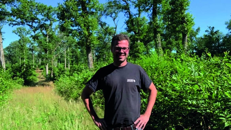 """""""Il y a un bel horizon pour la filière bois"""" Édouard Ducerf, PDG du groupe Ducerf"""