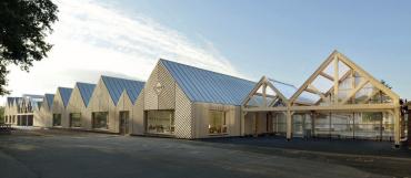 Le bois, matériau de choix pour les pros de l'immobilier?