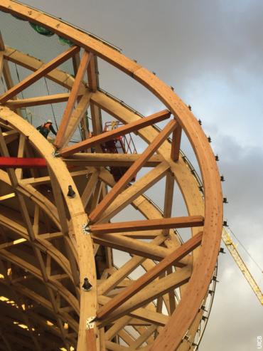 La France offre un beau potentiel de développement pour les bois d'ingénierie